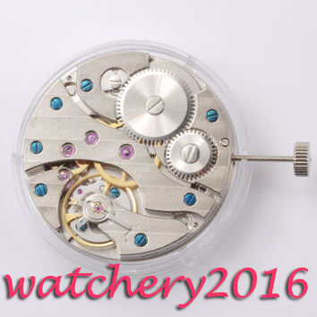 Vintage 17 Jewels 6497 ST3600 Mechanical Hand Winding Watch Movement