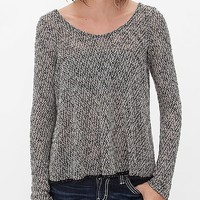 Daytrip Open Weave Top