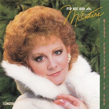 Reba McEntire - Merry Christmas To You - Used CD