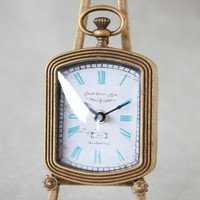 golden days easel clock at ShopRuche.com