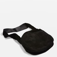 SUSIE Leather Slouch Mini Hobo Bag   Topshop