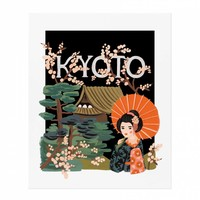 Kyoto Art Print by RIFLE PAPER Co. | Made in USA