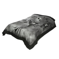 The Nightmare Before Christmas Jack Skellington Full/Queen Comforter