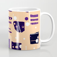 Color square 09 Coffee Mug by Zia