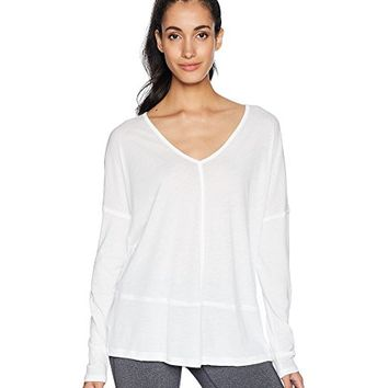 Beyond Yoga Super Slick Boxy Pullover