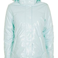 **High Shine Ski Jacket by Topshop SNO | Topshop