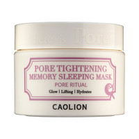 Pore Tightening Memory Sleeping Mask - Caolion | Sephora