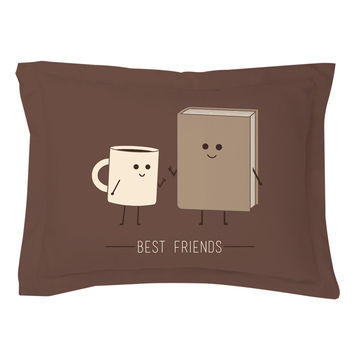 Best Friends Pillow Shams