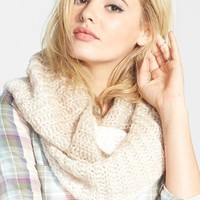 Junior Women's BP. Ombre Ribbed Infinity Scarf