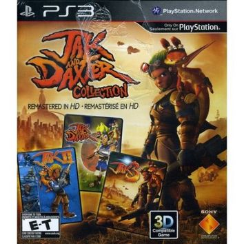 Sony Jak and Daxter Collection - Walmart.com