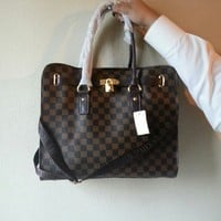 louis vuitton brown designer replica