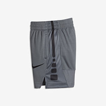 The Nike Elite Stripe Little Kids' (Boys') Shorts.