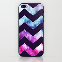 """Chevronxy"" iPhone & iPod Skin by Marisol Lua 