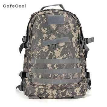 ONETOW 40L 3D Outdoor Sport Military Tactical climbing mountaineering Backpack Camping Hiking Trekking Rucksack Travel outdoor Bag
