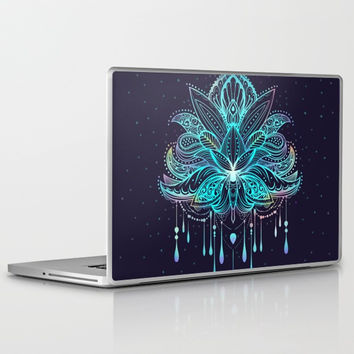 Mandala Laptop & iPad Skin by printapix