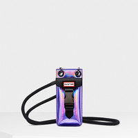 Holographic Phone Pouch   Hunter Boot Ltd