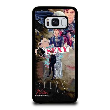 EVAN PETERS COLLEGE Samsung Galaxy S3 S4 S5 S6 S7 Edge S8 Plus, Note 3 4 5 8 Case Cover