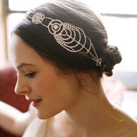 2015 Newest Luxury Wedding Bridal Crowns Headbands Gold/Silver Tiara Austria Crystal Rhinestone Hair Band Bridal Hair Jewelry