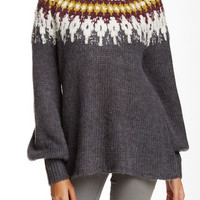 Baltic Fairisle Sweater