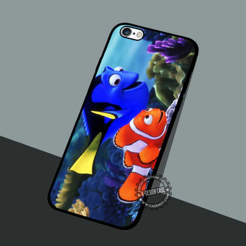 Dory Nemo Collection - iPhone 7 6 5 SE Cases & Covers