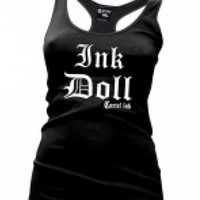 Cartel Ink - Ink Doll Beater - Tanks - Women's Online Store