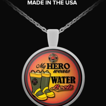 My Hero Necklace myheronk