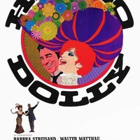 Hello Dolly Poster Movie C 11x17 Barbra Streisand Walter Matthau Michael Crawford Louis Armstrong