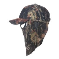Browning Quik Camo Face Mask Hat - RTAP