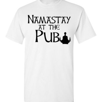 Namastay at the Pub