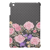 Roses for ever case for the iPad mini