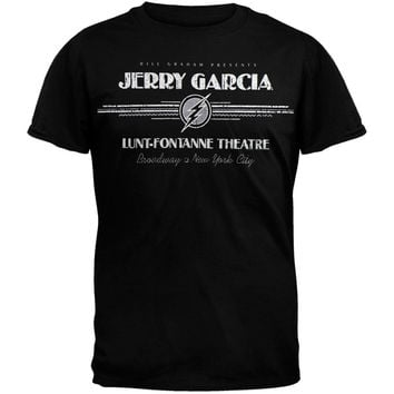 Jerry Garcia - On Broadway T-Shirt