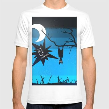Fear T-shirt by Moonlit Emporium
