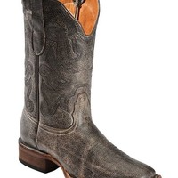 Tanner Mark Crackle Orix Cowboy Boots - Square Toe - Sheplers