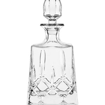 Admiral Crystal Mezcal Decanter