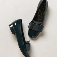 Suzara Patent Loafers by Kelsi Dagger Evergreen 10 Flats
