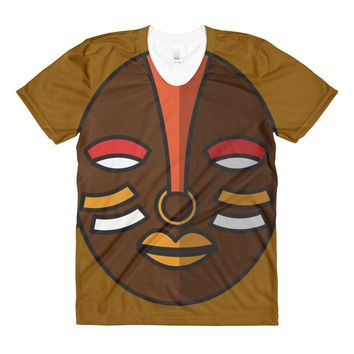 Tribe Ba'gode Sublimation women's crew neck t-shirt