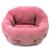 Best Friends by Sheri Deep Dish Cuddler Pet Bed