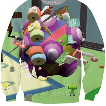 Katamari Damacy Sweatshirt