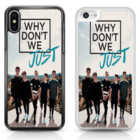 Why Don't We JUST WDW US BOYS BAND Pop Star Phone Case Cover for iPhone Samsung | eBay