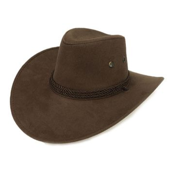 Cool Western Cowboy Hats- Unisex Sun Visor Hat 9 Colors