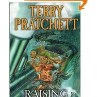 Raising Steam: (Discworld novel 40) (Discworld Novels) [Hardcover]
