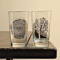 Glass Hammam Tumblers | west elm