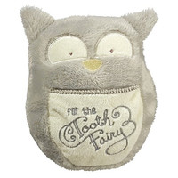 Owl Tooth Fairy Plush Pillow for Child