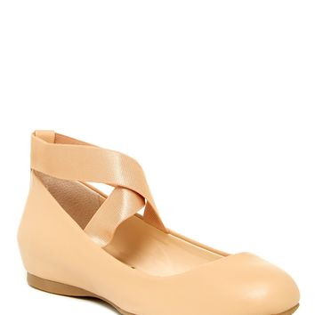 Jessica Simpson | Mandayss Ankle Strap Ballet Flat | Nordstrom Rack
