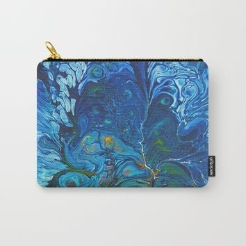 Organic.3 Carry-All Pouch by DuckyB