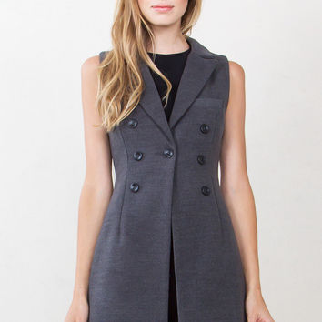 Caryn Vest Dress
