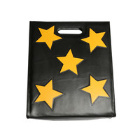 Structured Star Accent Bag