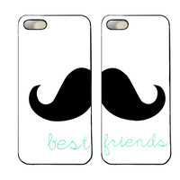BEST FRIENDS mustache