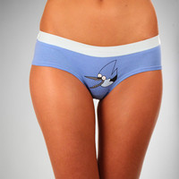 The Regular Show Boyshorts 2 Pk