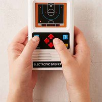 Classic Electronic Basketball Game - Urban Outfitters